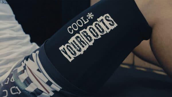 YourBoots COOL Sleeve i brug