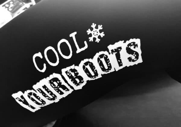 YourBoots COOL Sleeve - i brug